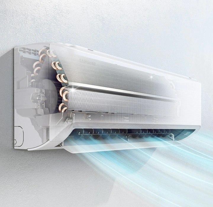 system klimatyzacji Samsung CEBU