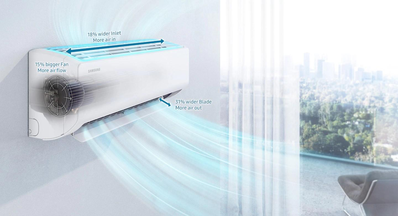 Samsung LUZON klimatyzatory