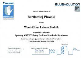 Klimatyzacja Daikin VRV IV