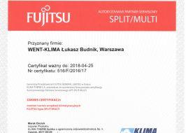 System klimatyzacji Fujitsu