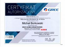 Klimatyzacja Gree GMV5