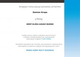 Klimatyzacja Midea Home / Multi / Business