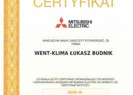 Mitsubishi Klimatyzacja