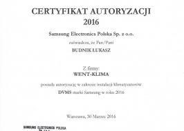 Systemy klimatyzacji Samsung DVMS
