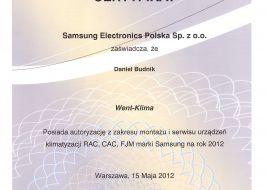 Samsung RAC, CAC, FJM