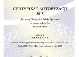 Samsung RAC, CAC, FJM, ERV