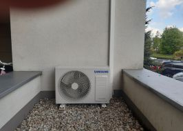 Klimatyzatory Samsung Comfort Wind-Free Multi Split