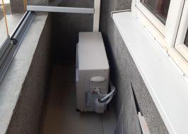 Montaż klimatyzatora Samsung Wind-Free COMFORT