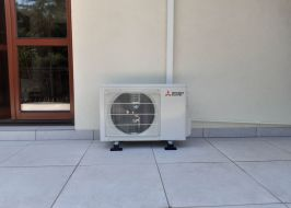 Klimatyzatory Mitsubishi MSZ-AP