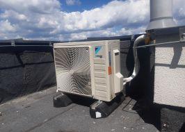 Montaż klimatyzatorów Daikin Sensira+ FTXC-B
