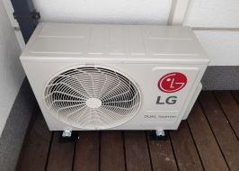 Klimatyzacja LG ArtCool Gallery
