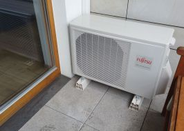 Klimatyzatory Fujitsu LU Multi Split