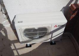 Klimatyzator Mitsubishi MSZ-AP do mieszkania