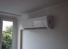 Montaż klimatyzacji Gree Lomo Luxury