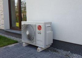 Klimatyzator LG Deluxe Multi Split