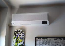 Klimatyzator Samsung Elite w technologii Wind-Free
