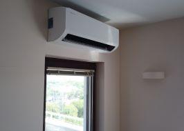 Klimatyzacja Samsung Wind-Free COMFORT