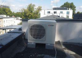 Klimatyzacja Mitsubishi MSZ-AP Multi Split