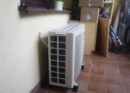 Montaż klimatyzacji Gree Amber Standard White