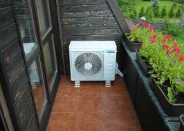 klimatyzacja domu