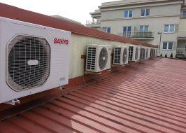 sanyo klimatyzacja
