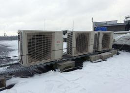 klimatyzacje w serwerowniach