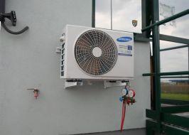 montaż klimatyzacja ursus
