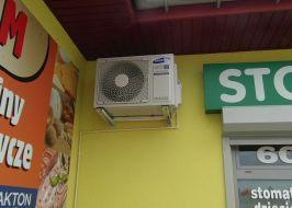 montaż klimatyzacja saska kępa
