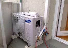 montaż klimatyzacja targówek
