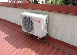 montaż klimatyzacji sanyo