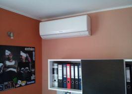montaż klimatyzacji wesoła