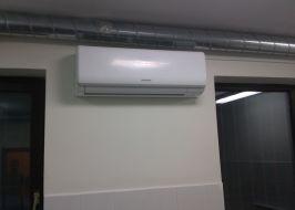 montaż klimatyzacji zacisze