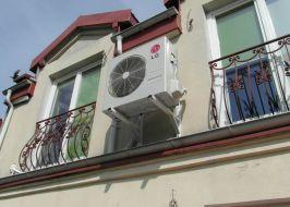 montaż klimatyzacji chotomów