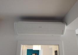 Klimatyzacja Samsung Wind-Free Standard