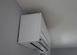 Montaż systemu klimatyzacji Mitsubishi MSZ-AP