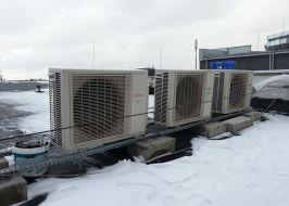 klimatyzacja serwerownia