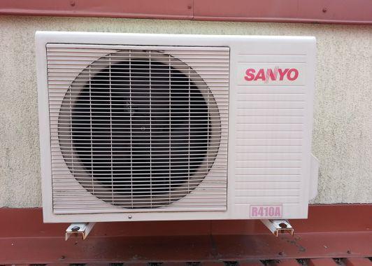 klimatyzacja sanyo warszawa