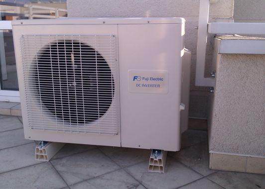 klimatyzacje fuji electric