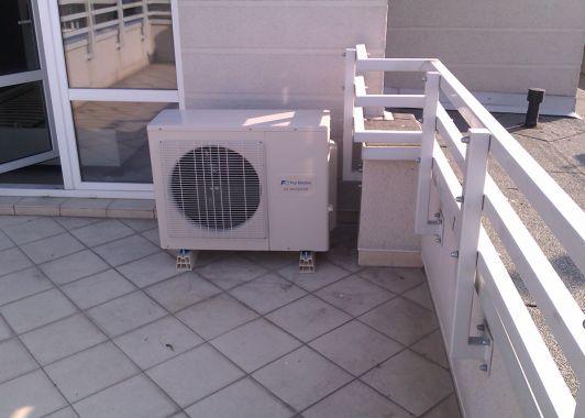 klimatyzator fuji electric