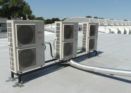 klimatyzacje serwerowni