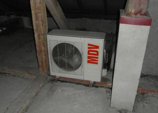 montaż klimatyzacji mdv