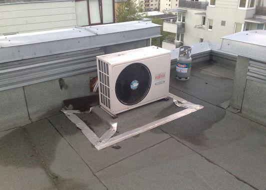 systemy klimatyzacji w budynkach