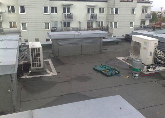 systemy klimatyzacji w serwerowniach