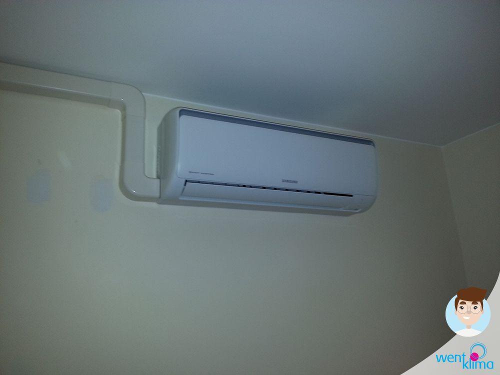 montaż klimatyzacji bródno