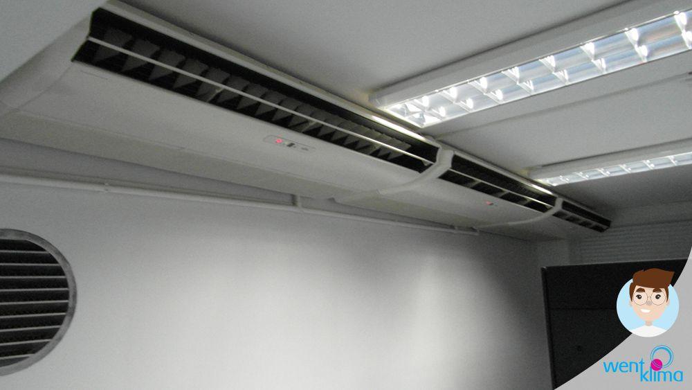 klimatyzatory do serwerowni
