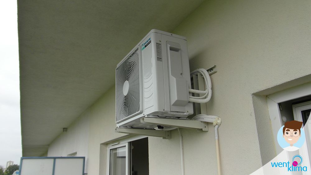 klimatyzacja w mieszkaniu warszawa