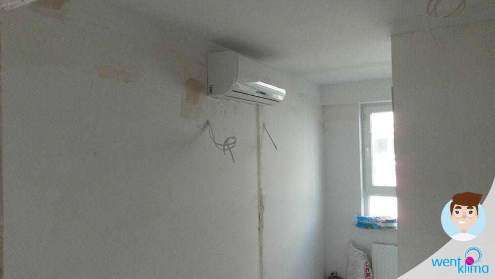 montaż klimatyzacja mistral