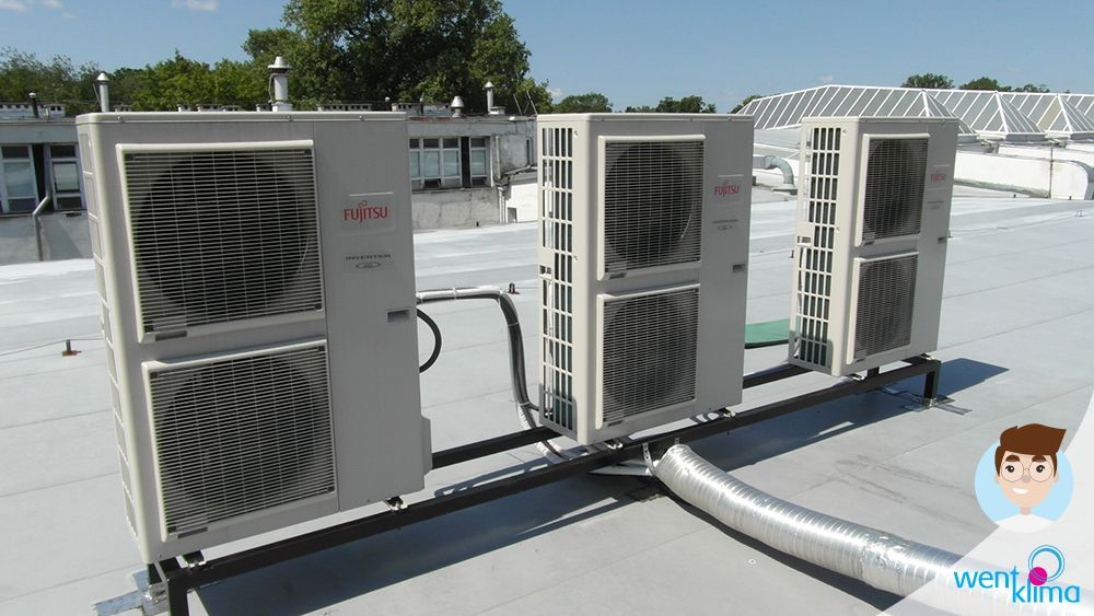 klimatyzowanie serwerowni