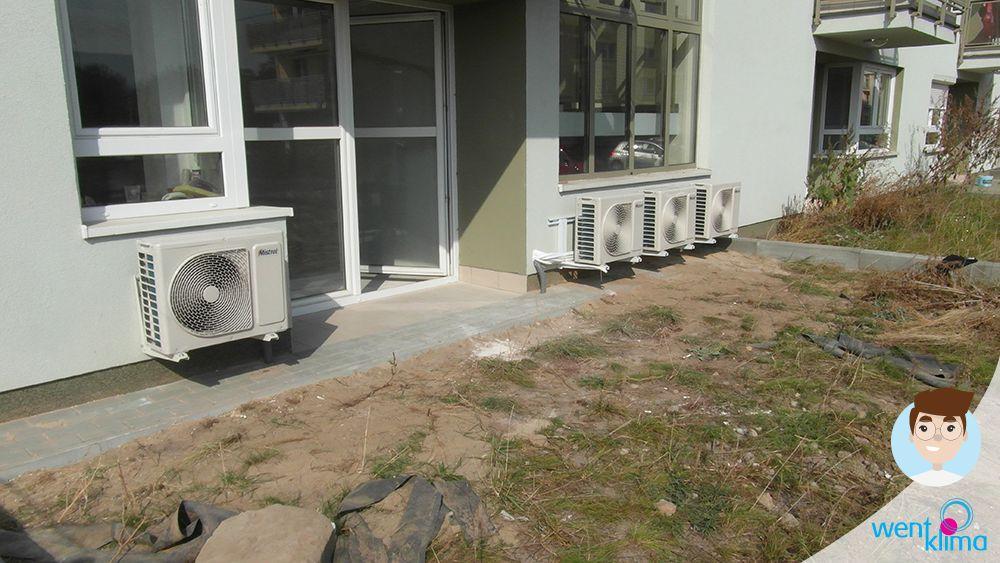 klimatyzacja montaż mistral