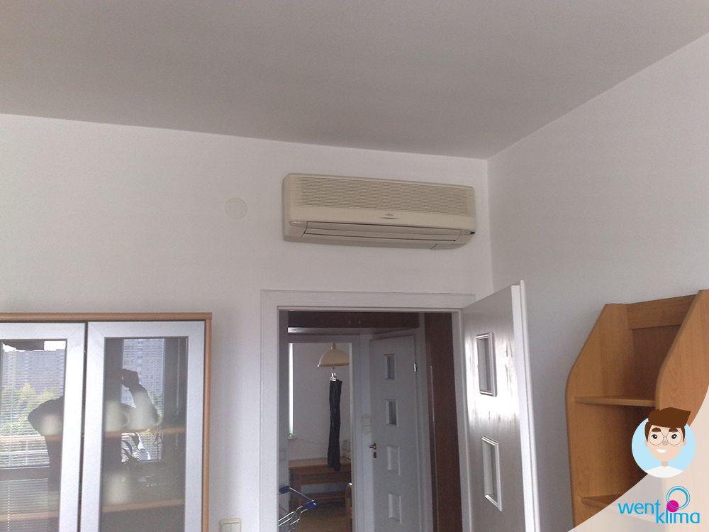 systemy klimatyzacji w mieszkaniu
